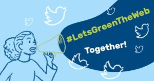 Let green the web together